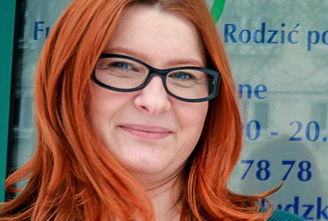 Joanna Pietrusiewicz- kapituła konkursu ANIOŁY RODZIĆ PO LUDZKU